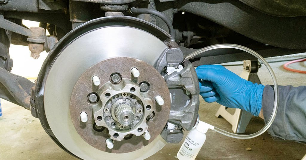 How Much Does It Cost to Bleed Brakes